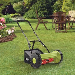 Garden Gear Manual Push Lawn Mower