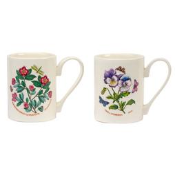 Botanic Garden Mugs x 2