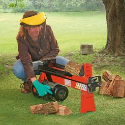 Logmaster 6 Ton Logsplitter