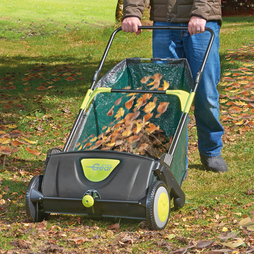 Lawn And Leaf Sweeper