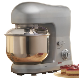 Cooks Professional Stand Mixer Silver