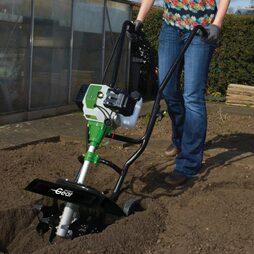 42.7Cc Garden Gear Tiller