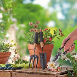 3Pc Garden Tool Set