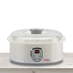 Cooks Professional Seven Jar Electric Yogurt Maker