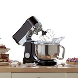 1200W Cooks Professional Die Cast Stand Mixer Black