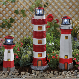 Solar Lighthouse Standard