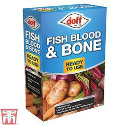 Doff Fish, Blood & Bone Multipurpose Plant Food