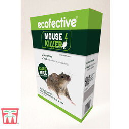 ecofective Mouse Killer, Bait Box & Key