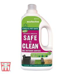 ecofective SafetoClean Outdoor Cleaner