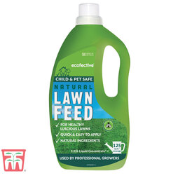 ecofective Natural Lawn Feed Liquid Concentrate