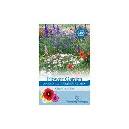 Flower Garden 'Annual and Perennial Mix'