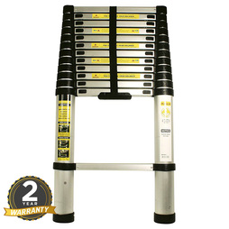 Telescopic Ladder - 2.6m