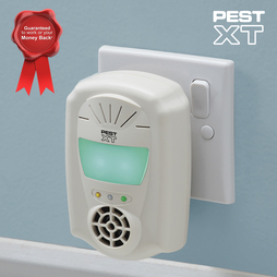 Pest XT 4in1 Indoor Ultrasonic Repeller