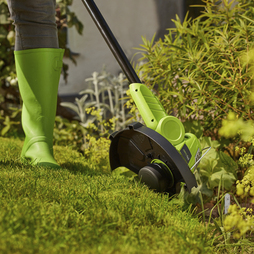 Aerotek 40V Cordless Grass Trimmer With Charger and Battery