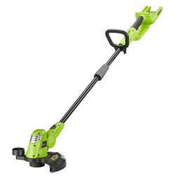 Aerotek Series X2 40V Cordless Grass Trimmer