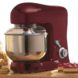 Cooks Professional Stand Mixer Burgundy