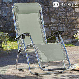Zero Gravity Chair Standard Stone