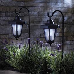 Solar LED Hanging Coach Lanterns