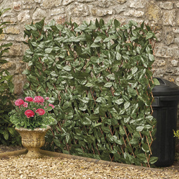 Artificial Ivy Hedge Trellis 0.7X2M