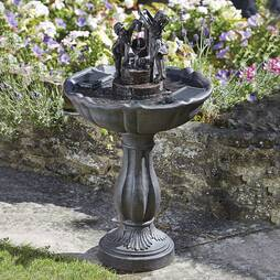 Tipping Pail Fountain