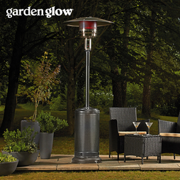 Garden Glow 13kW Gas Patio Heater Graphite