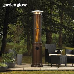 Garden Glow Circle Flame Gas Patio
