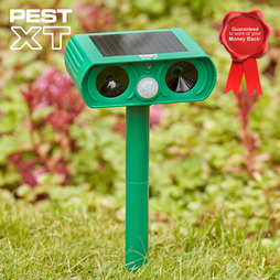 Pest XT Solar UltraSonic Pest Repeller