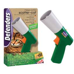 Scatter Gun Bark Control and Pest Repeller