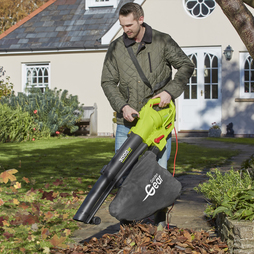 Garden Gear 3000W 3in1 Blower, Vacuum and Shredder