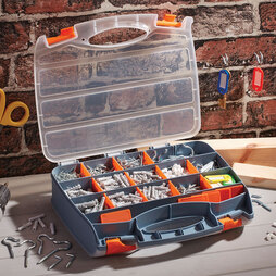 1542 Chipboard Screw Organiser Kit