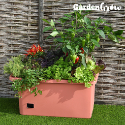 Garden Grow Self Watering Mobile Vegetable Planter