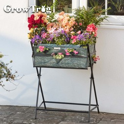 Green Grow Trug® by BVG Group Ltd Tuscan Planter including £20 of veg seed