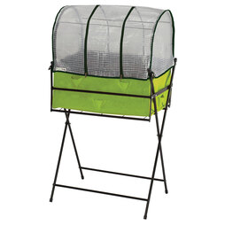 Grow Trug Tuscan Greenhouse Frame and Cover