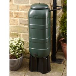 Space saving Slimline Water Butt