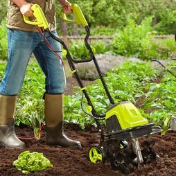 Garden Gear 1400W Electric Tiller