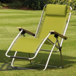 Zero Gravity Chair Lime Green