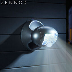 Zennox 14 LED Battery Porch Light