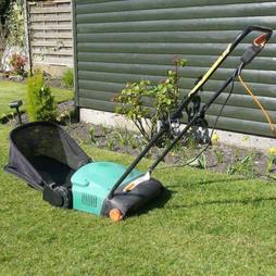Garden Gear 400W Lawn Raker