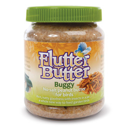 Flutter Butter Jar BUGGY