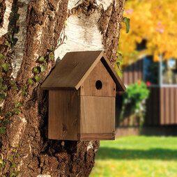 Gardman Multi Nest Box With Apex Roof