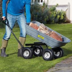 Garden Gear 75L Garden Cart