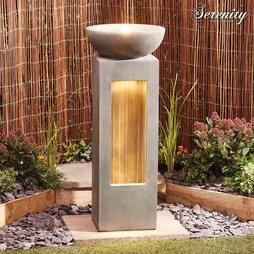 Serenity Garda Water Feature