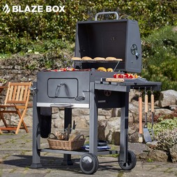 Blaze Box Premium Charcoal Barbeque