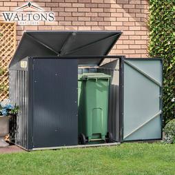 Waltons Metal Double Bin Store