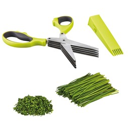 FiveBlade Scissors