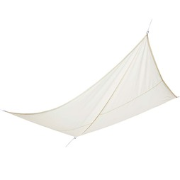 Garden Life 3x4m Rectangle Waterproof Sun Shade Sail Cream