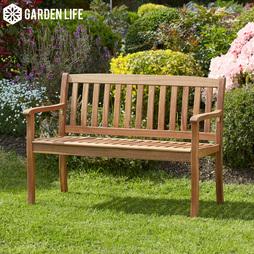 Garden Life Acacia Garden Bench