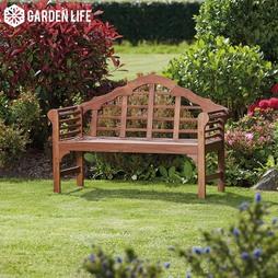 Garden Life Acacia Lutyens Bench
