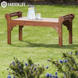 Garden Life Acacia Hardwood Lutyens Coffee Table