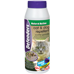 Defenders Cat and Dog Repellent Scatter Granules